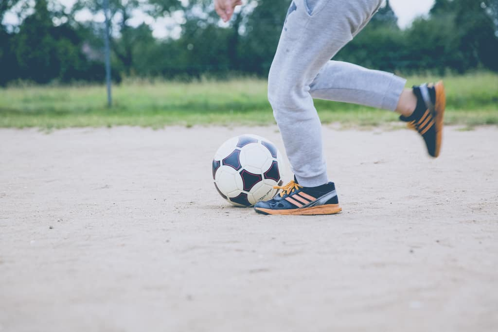 6 Steps to Improve Your Weak Foot