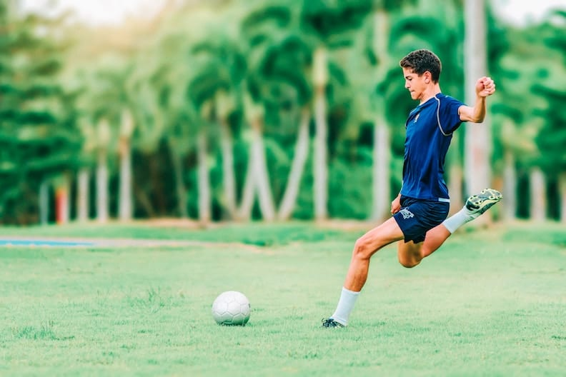 Should You Have Caffeine Before Playing Soccer?
